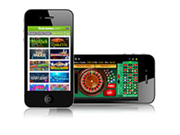Touch-Screen Casino Games